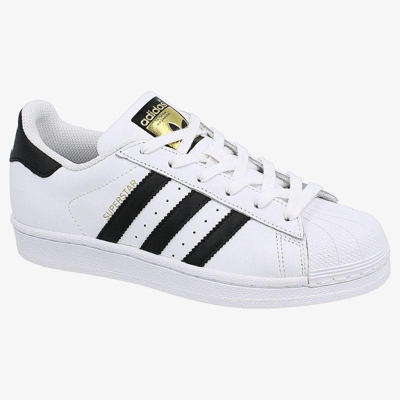 Buty adidas Superstar J białe dla dzieci - C77154 ▷ Sklep ...