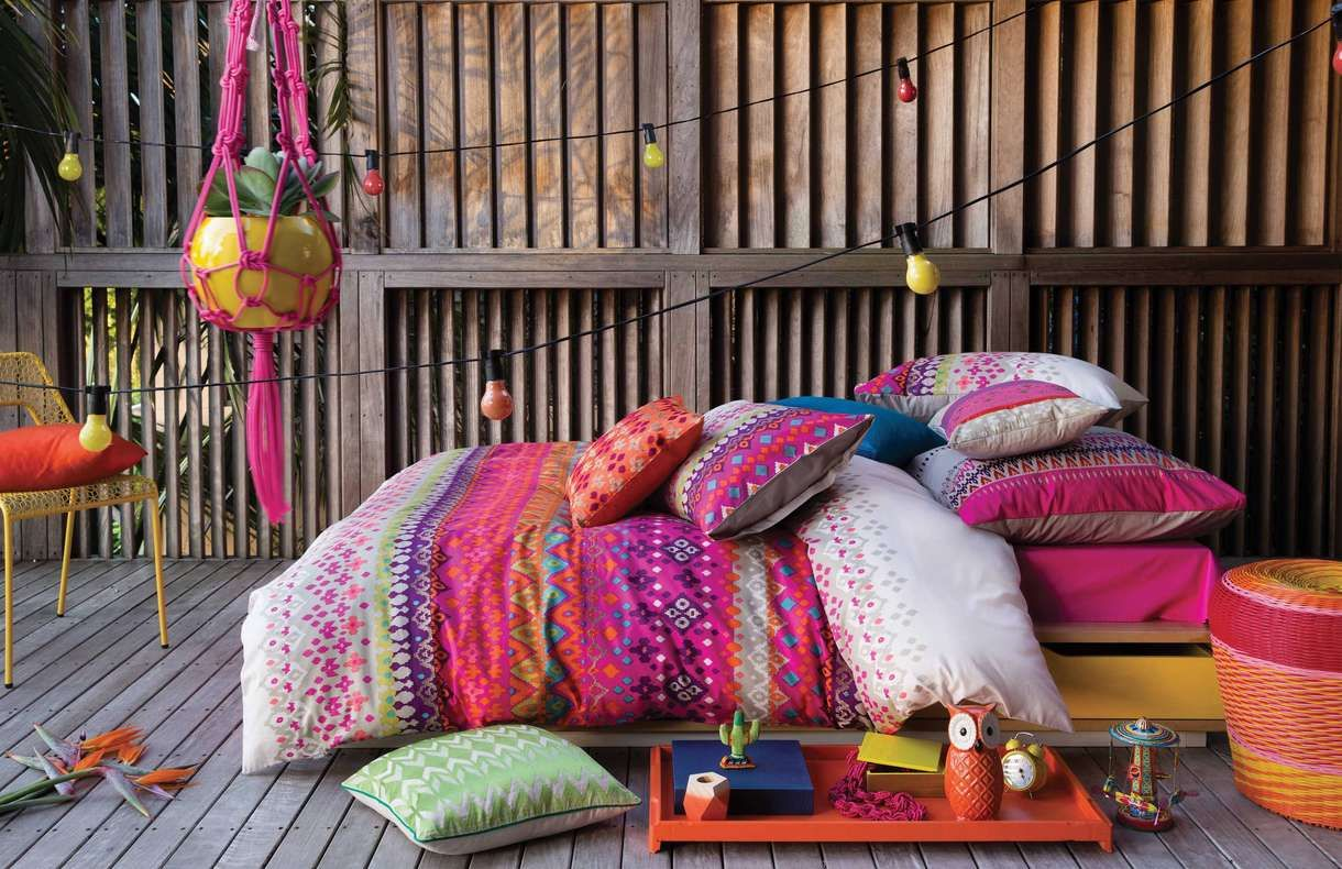 kas linge de lit linge de lit coussins colores ethniques chambre Kas | Lit | Pinterest kas linge de lit