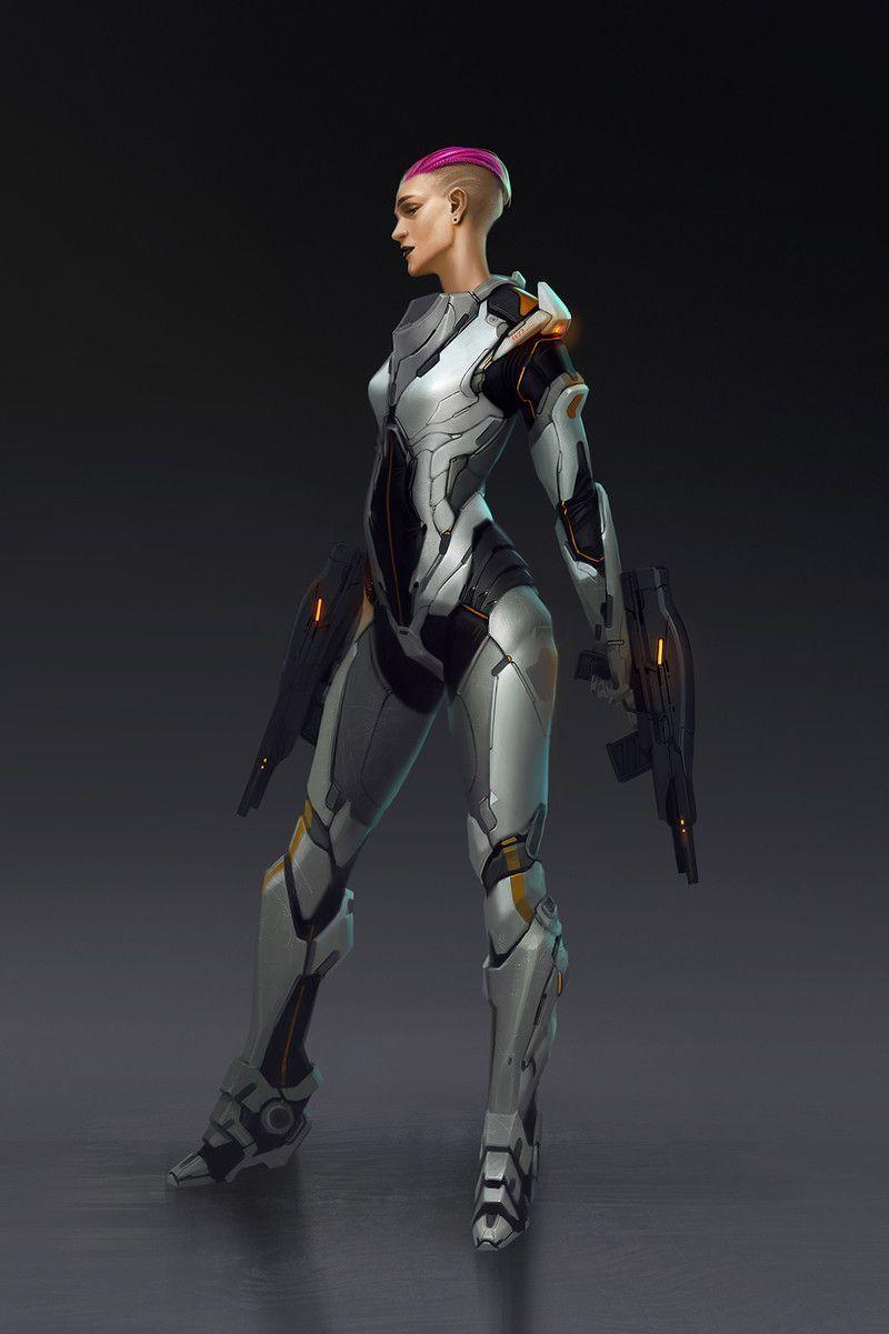 Cyberpunk Character Male Suit ; Cyberpunk Character - #character #cyberpunk - #BladeRunner