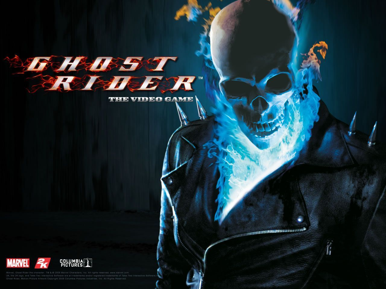 ghost rider spirit of vengeance hd desktop wallpaper : high 1280×800