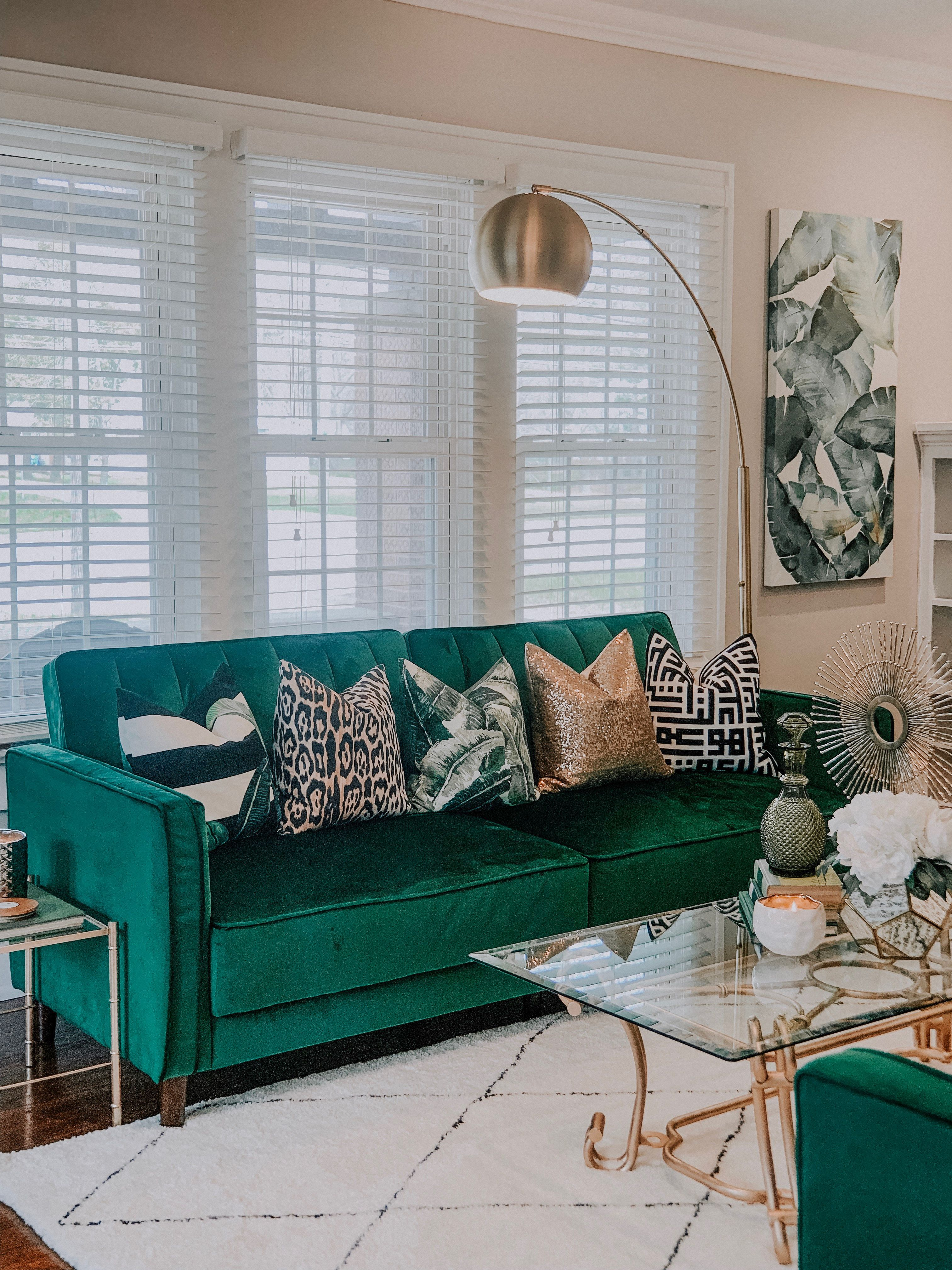 Best Glam Mid Century Modern French Chic Tropical Living 400 x 300