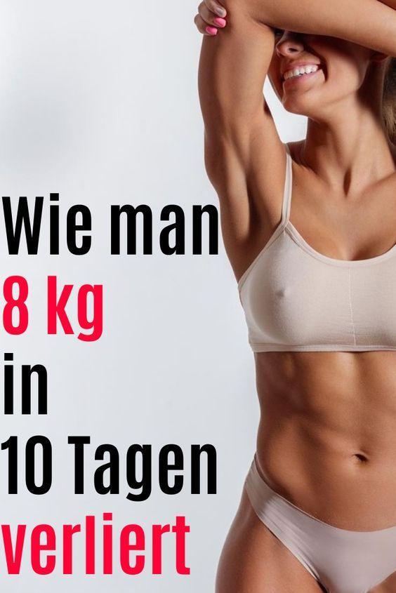 Wie man mit Übungen in 2 Wochen Gewicht verliert