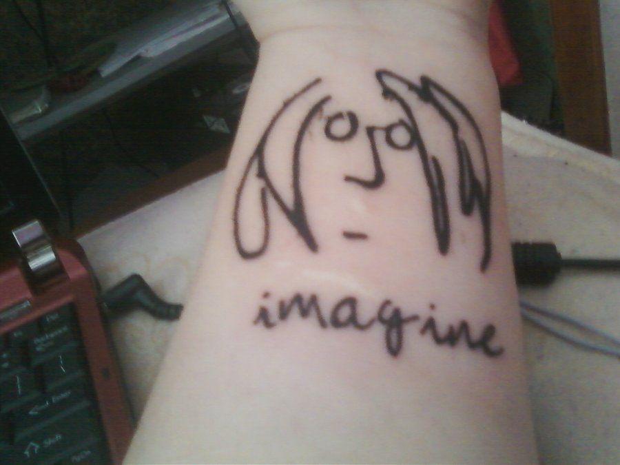 lennon imagine by myromanceischemical