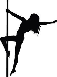 Pole Dancer Silhouette Clip Silhouette Dancer Silhouette Dance Silhouette