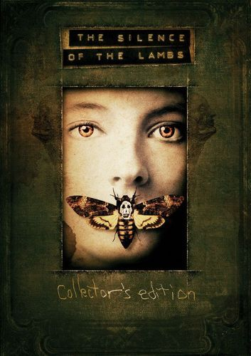 The Silence Of The Lambs Collector S Edition 2 Discs Dvd 1991 Best Buy Peliculas Completas Peliculas Carteleras