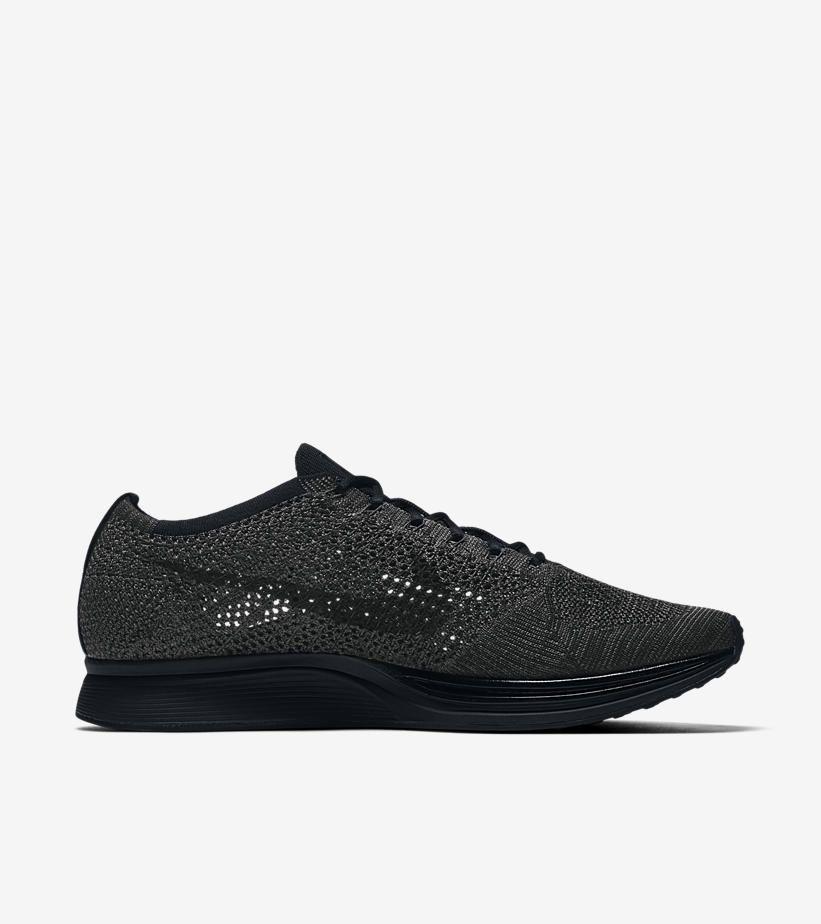Black · Nike Flyknit Racer ...