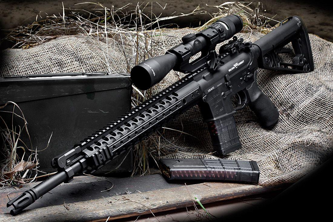 Wilson Combat | SPR Special Purpose Rifle | AR-15 Build ...