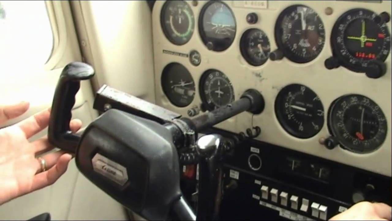 Cessna 152 Cockpit Flight Training Approach Landing Shut Down Navigation Light Wiring Diagram Private Pilot