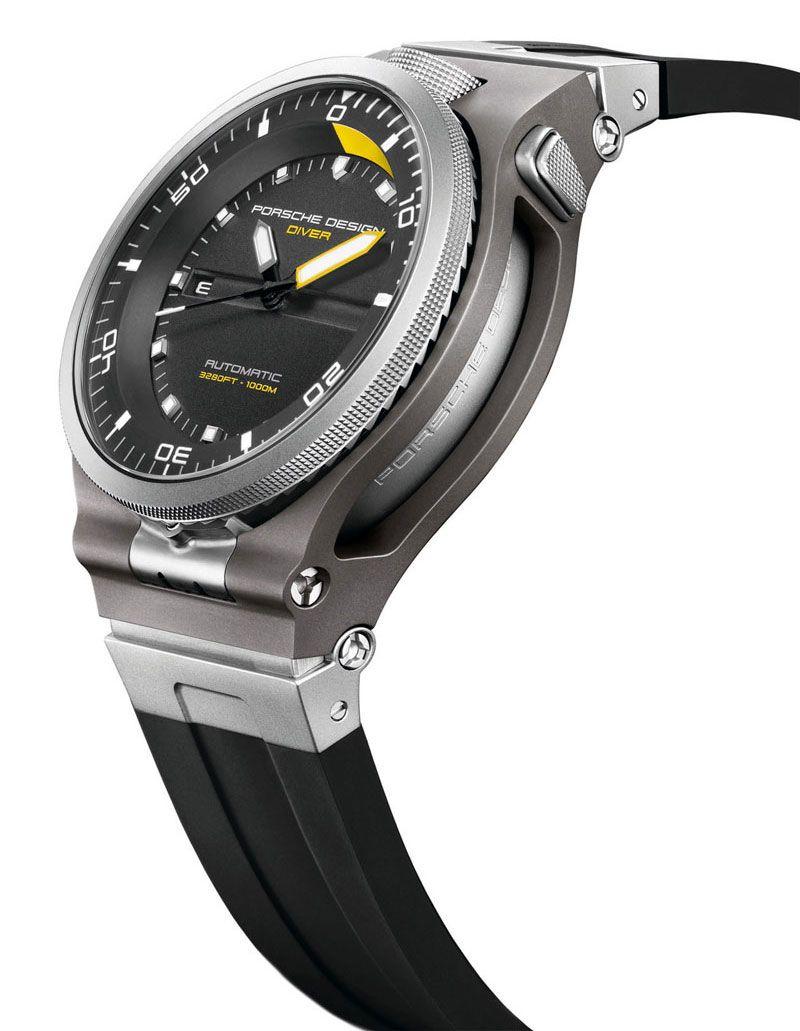 Porsche Design P'6780 Diver | Divers | Pinterest | Diving watch and