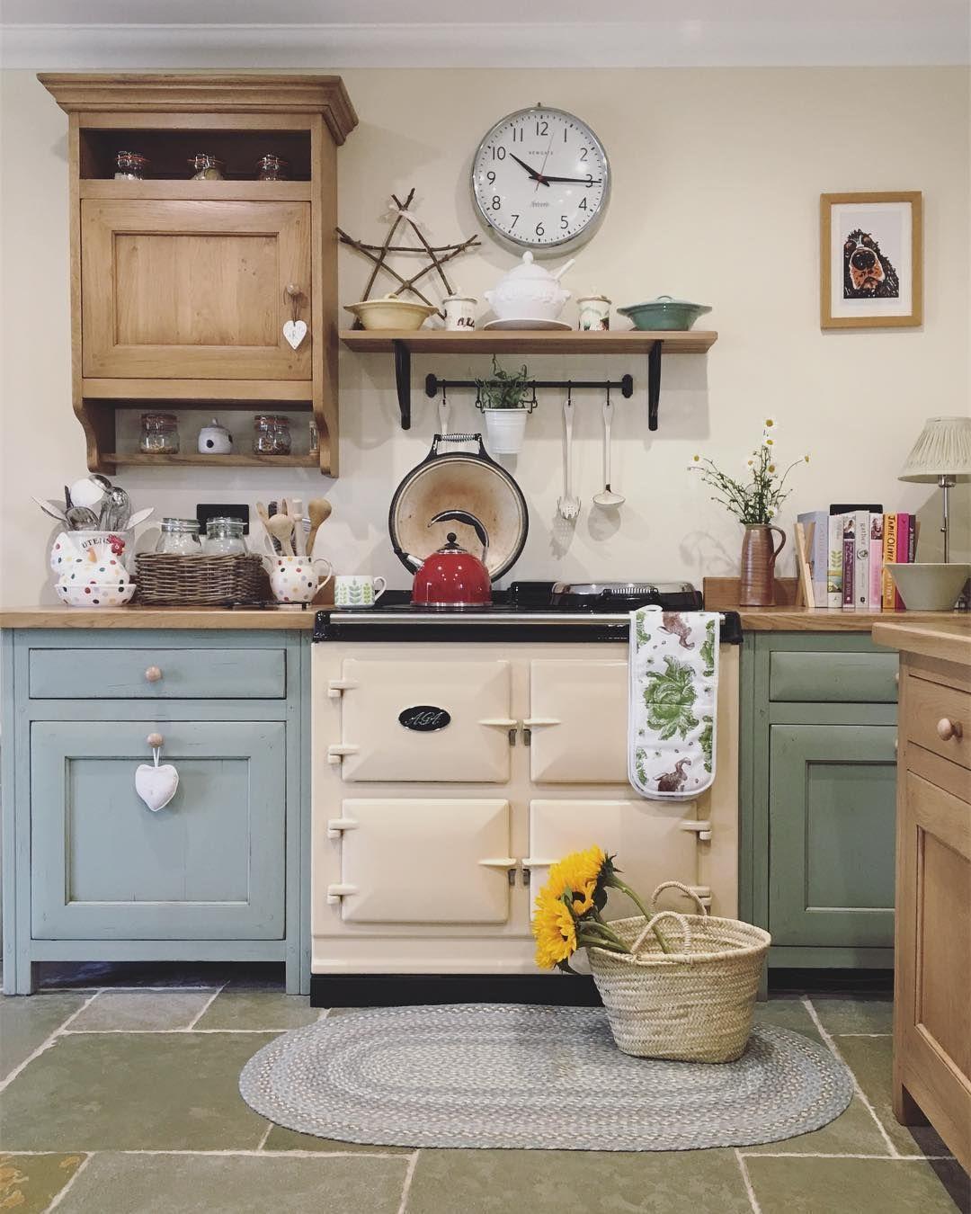 Modern Farmhouse Kitchen Makeover On A Budget Kitchen