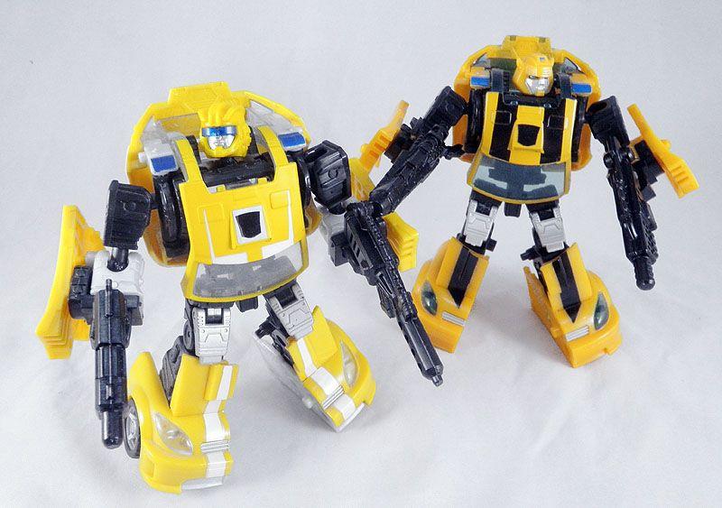 Bumper & Bumblebee