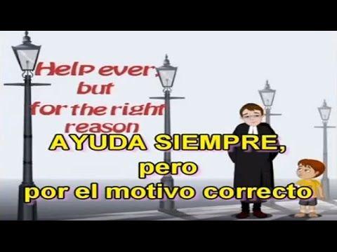LOS CUENTOS DEL TÍO LEÓN - Cap 40_AYUDA SIEMPRE, pero solo por los motiv...