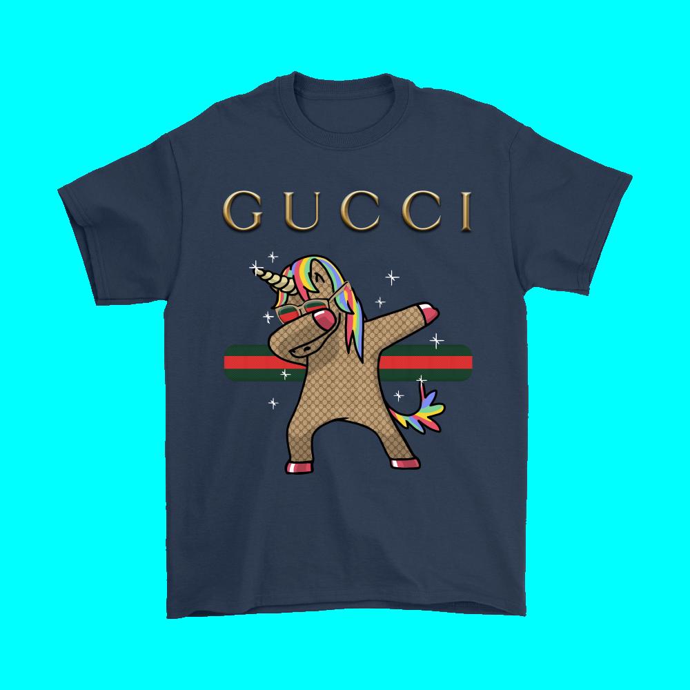 5f0f15d3 Gucci Dabbing Unicorn Dab Hip Hop Funny Magic Shirts   Products ...