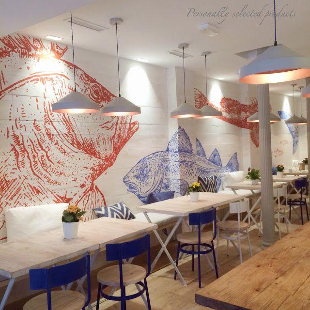 Personally selected products Una decoracin marinera en Madrid y