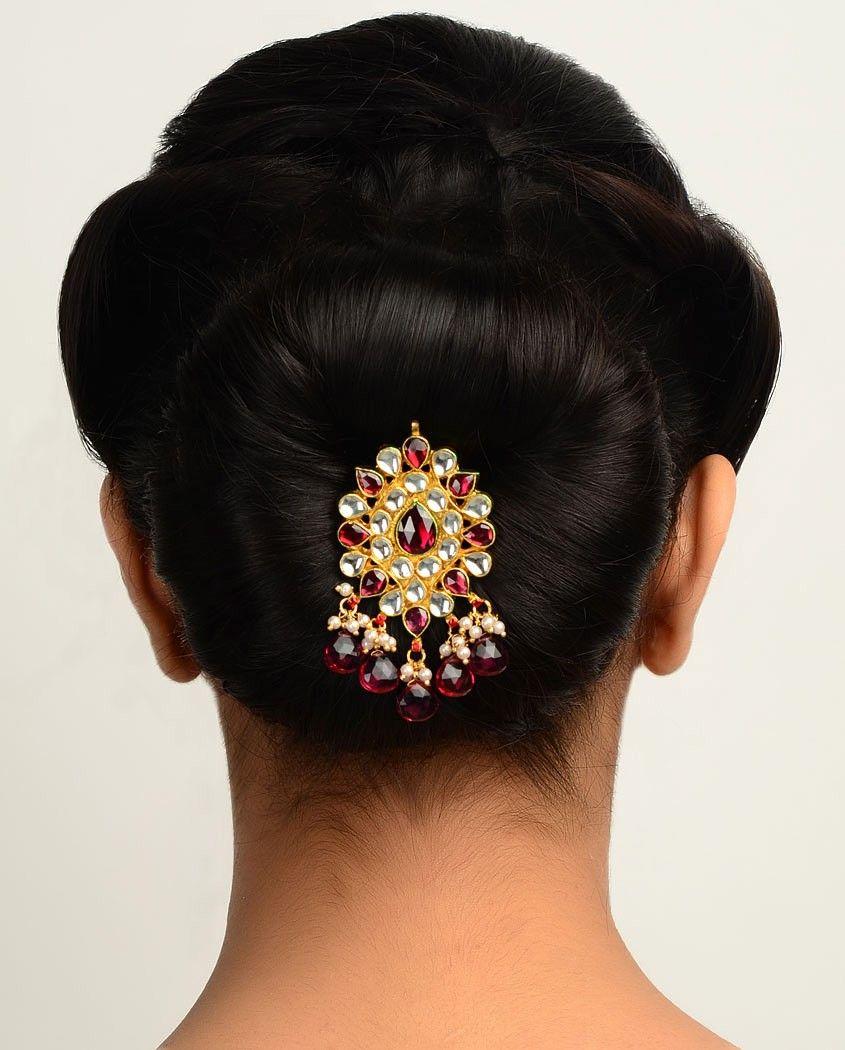 jodha akbar jooda pin | wedding jewelery | hair jewelry