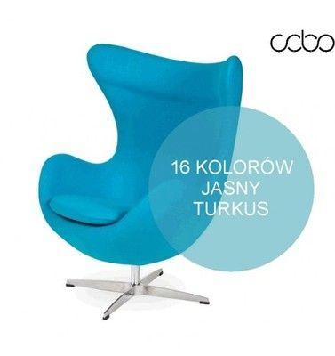 Fotel Jajo Insp Egg Kaszmir 20 Kolorow Promocja Armchair Lounge Chair Chair