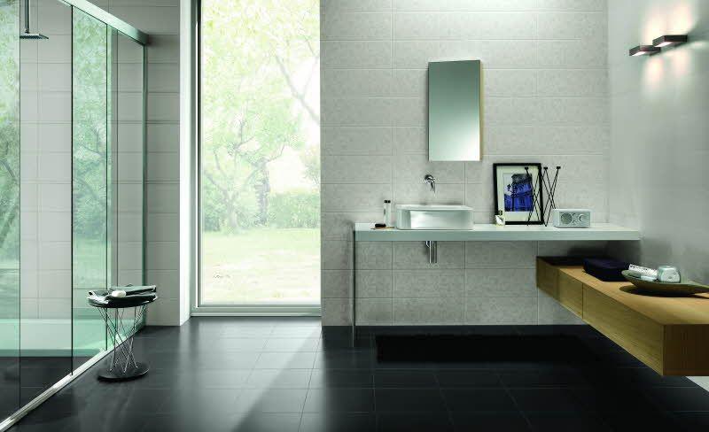 Pehmeää ja harmonista Time-sarjasta. Laattakoko 20x50cm. Värisilmä. http://kauppa.varisilma.fi/laatat/seinalaatat/time/ #laatta #keraaminenlaatta #kylpyhuone
