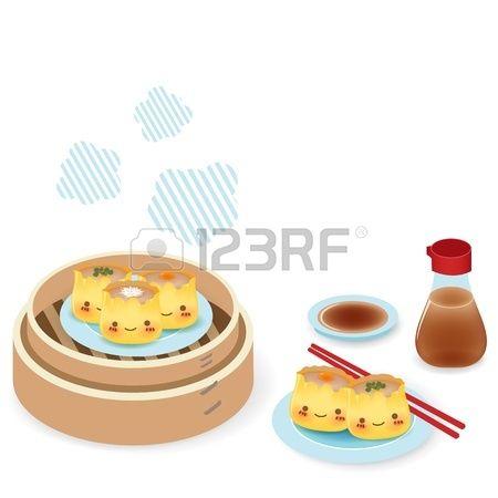 Cute Dim Sum Chinese Food Chinese Food Dim Sum Chinese