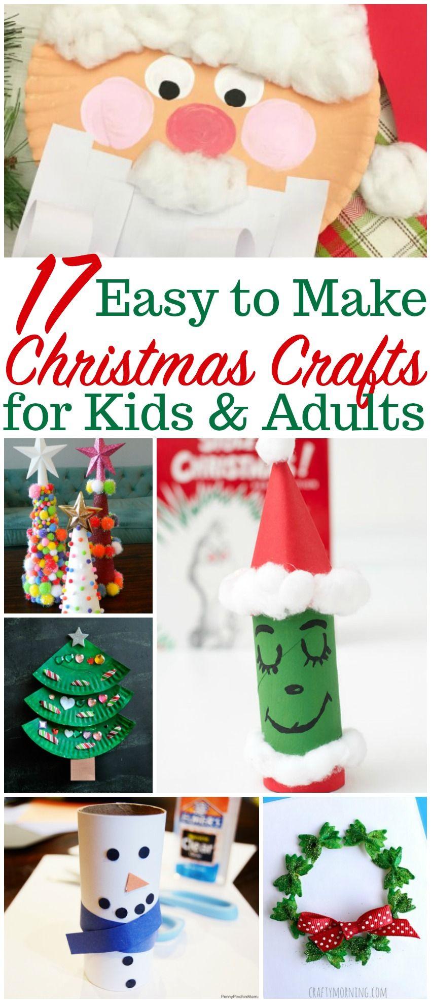 Adorable Christmas Crafts You Need To Make This Year Christmas