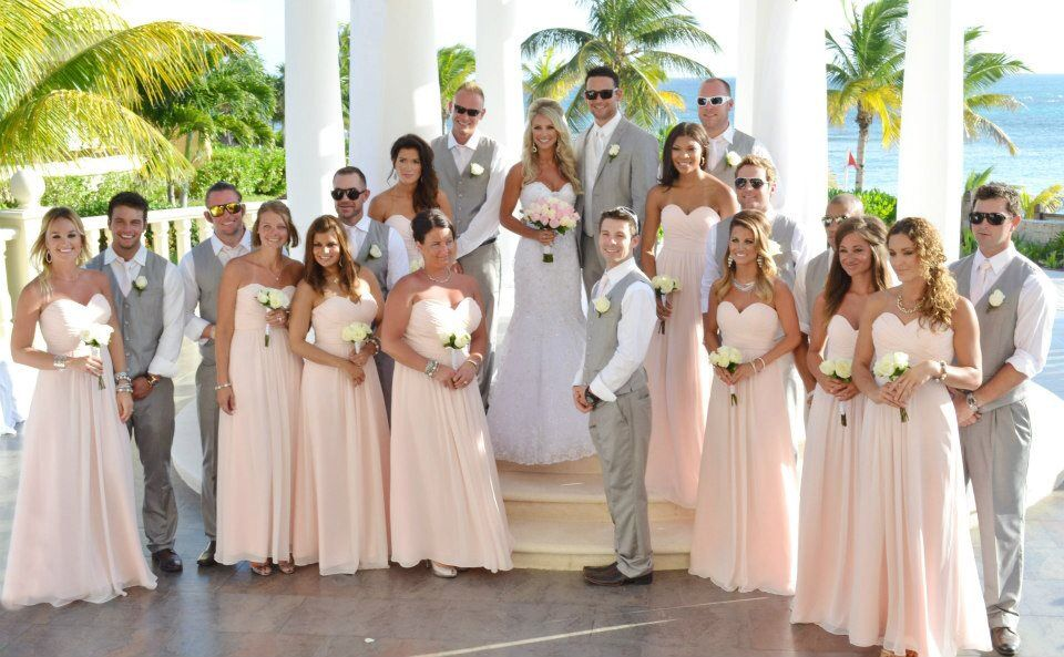 Pin By Laura Travison On Wedding Pictures Wedding Dress Abroad Wedding Bridesmaids Wedding