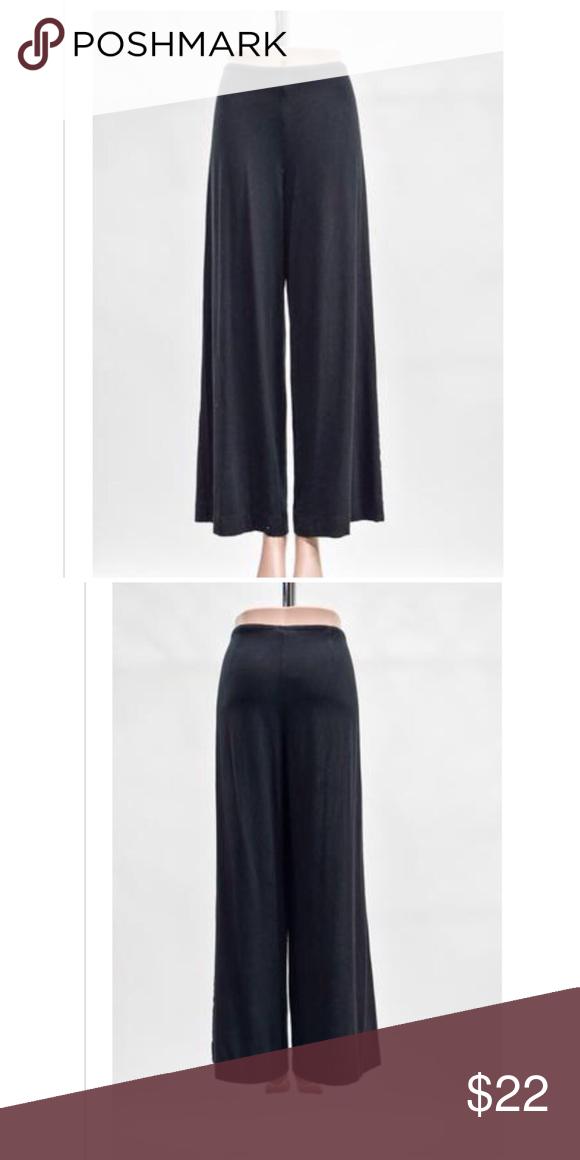 "💞New Listing💞 J. Jill black Wearever pants Size medium petite. Elastic waist. 30"" inseam. Stretch. Rayon, spandex. EUC J. Jill Pants"