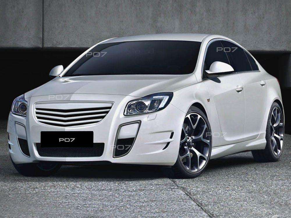 Opel Insignia FRONTSTANGE HECK STOßSTANGE SEITENSCHWELLER   BODYKIT #audivehicles