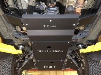 2016 Tacoma Transmission Skid Plate