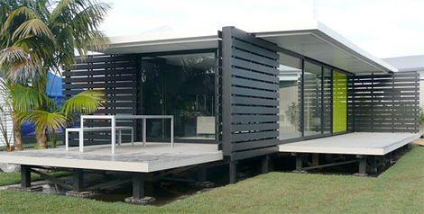 jardines pequeos de casas minimalistas Buscar con Google Casas