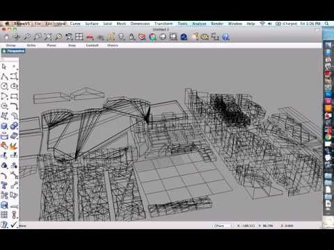 3ds max to rhino nurbs make 2d youtube arq tutorial for 2d blueprint maker