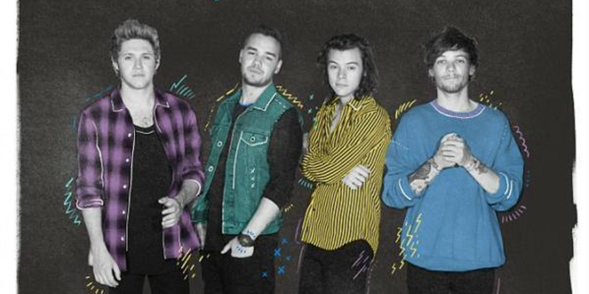 One Direction Wallpapers Without Zayn Wallpapersafari One Direction Posters One Direction Concert One Direction Tour