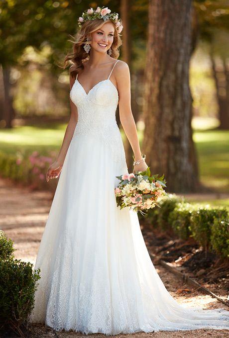 50 vestidos de noiva para casamento no campo: você vai se apaixonar