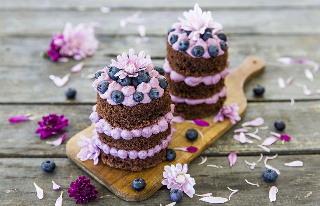 Pin su Naked cakes