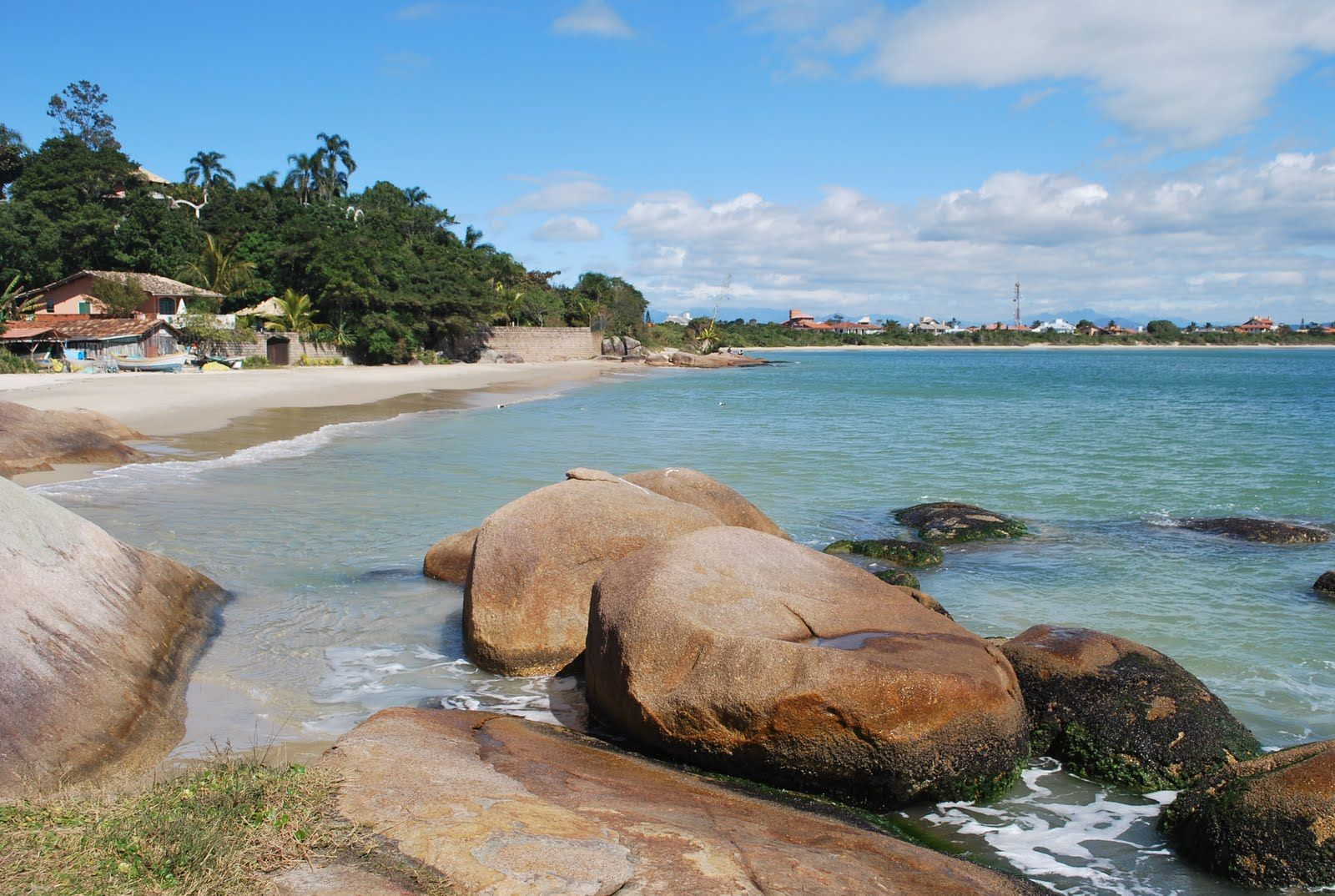 Praia da Daniela/ Floripa/ Brasil
