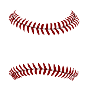 Clipart Red Baseball Lace Stitches Royalty Free Vector Illustration Free Vector Illustration Clip Art Reds Baseball