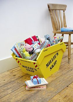 Deluxe Personalised Toy Skip