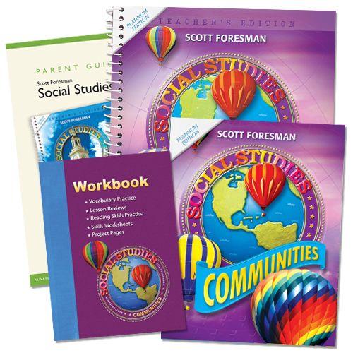 Scott Foresman Social Studies Grade 3 Grade 3 Curriculum