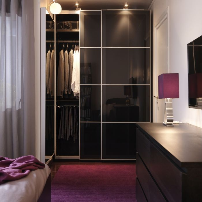 Sliding Doors For Greater Access   Mirrored?   Wardrobes With Sliding Doors,  Like PAX, Require No Additional Space For Opening, Making Them A Great  Storage ...