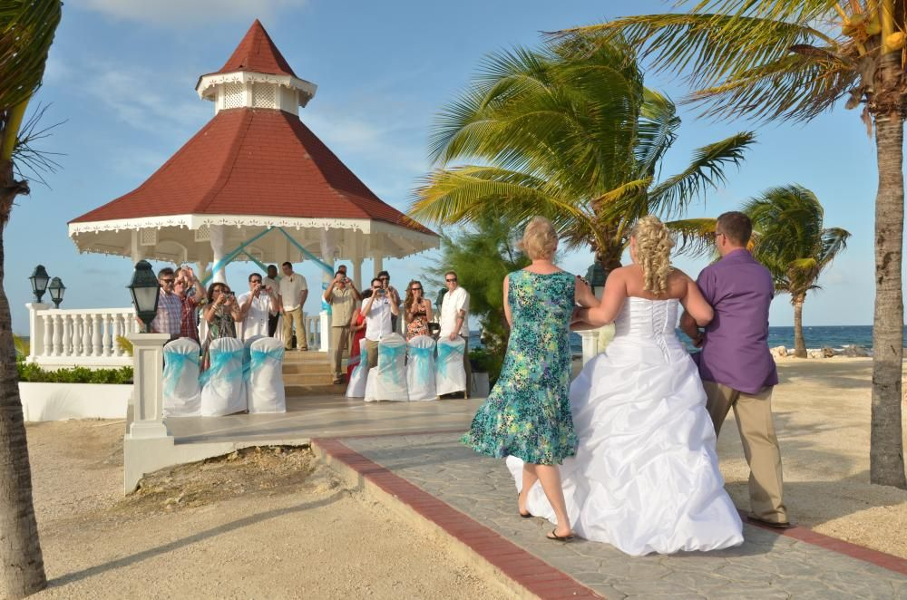 Image Result For Wedding Photos From Grand Bahia Principe Jamaica