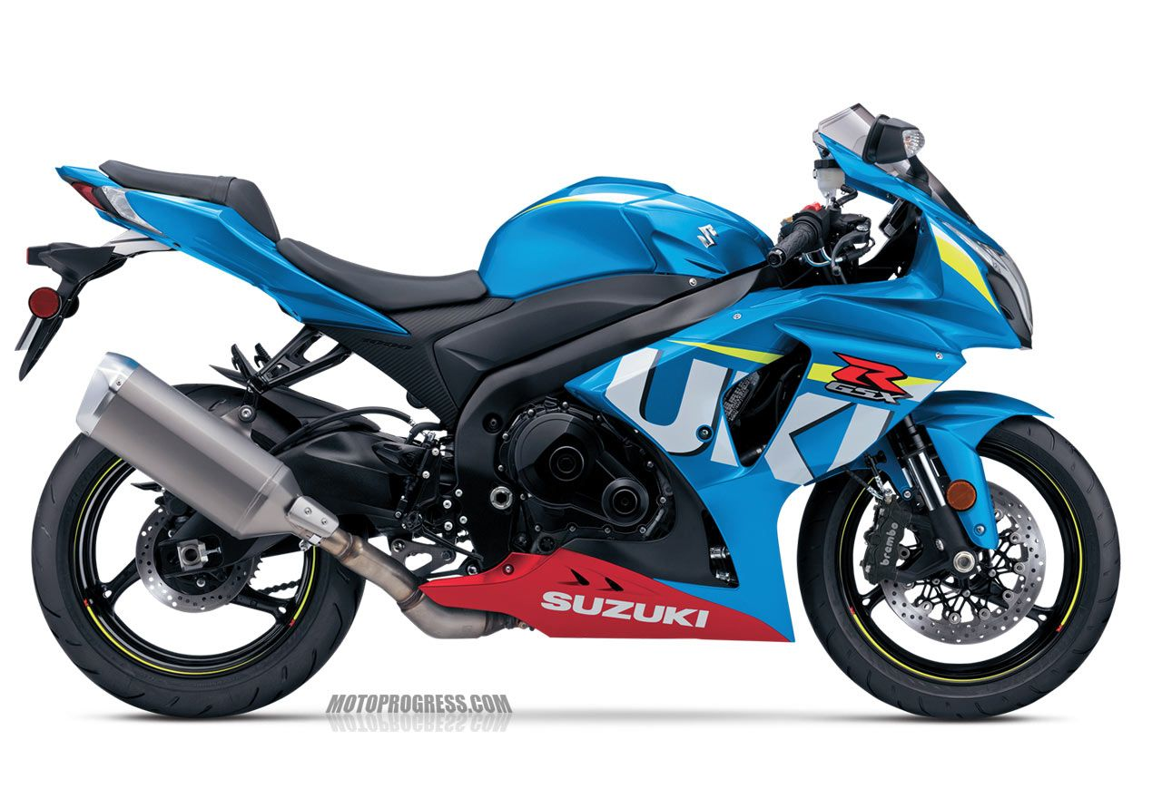 SUZUKI GSX-R 1000 2016  http://www.motoprogress.com/