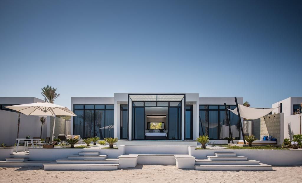 منتجع جزيرة زايا نوراي أبو ظبي الإمارات Private Island Resort Beach Villa Abu Dhabi