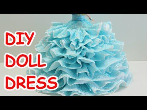 how to make princess dolls