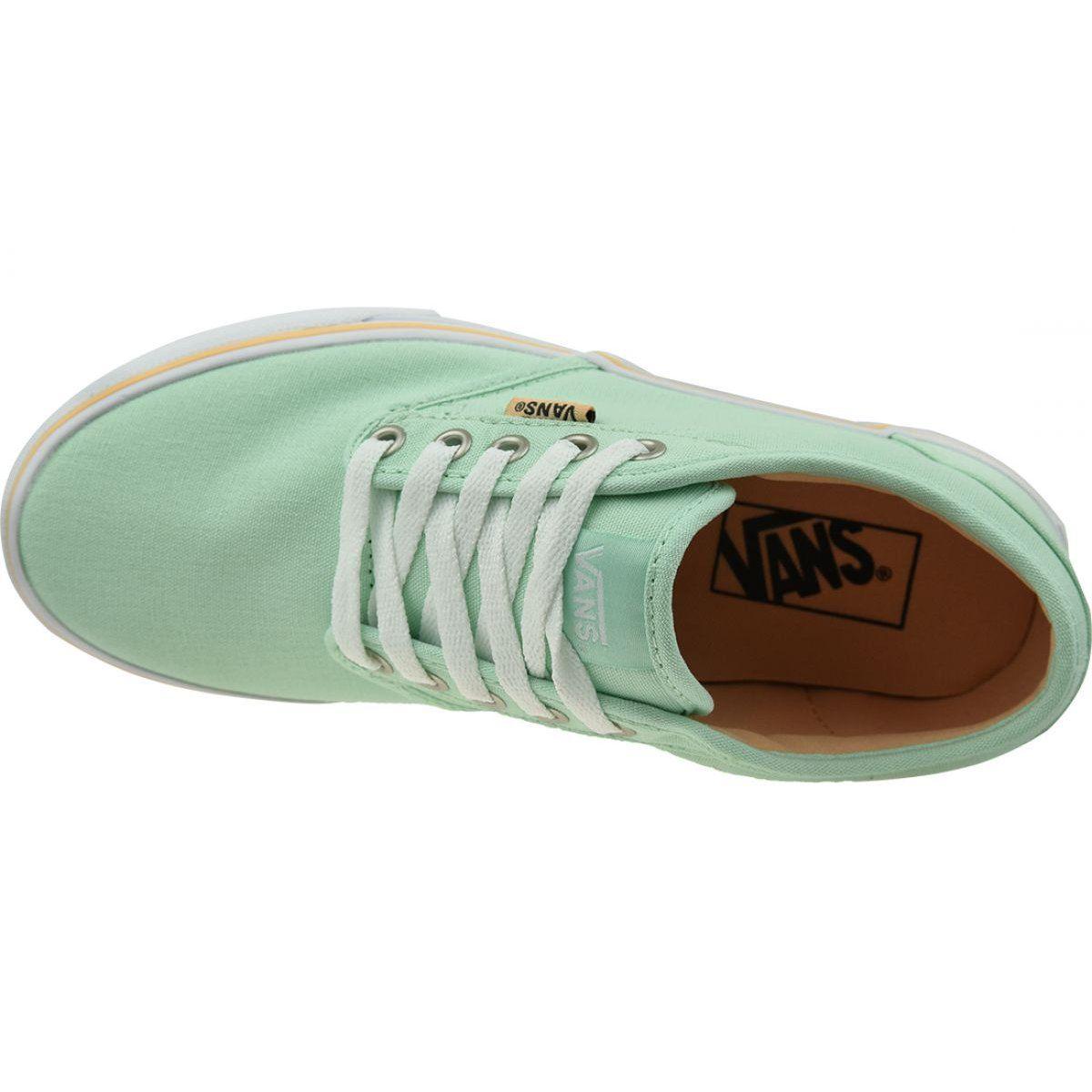 Vans Atwood Bay W Va348xmy3 Green Vans Womens Sneakers Shoe Inserts