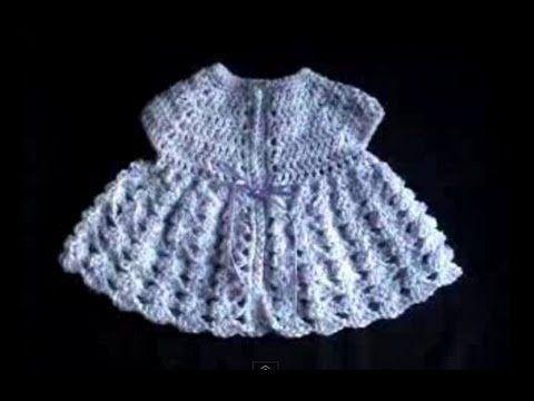 Crochet Baby Imagination Sweater Shell Stitch Part 1of 4 | Crochet ...