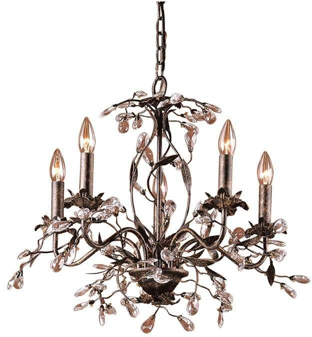 Hesse 5 Light Candle Style Chandelier