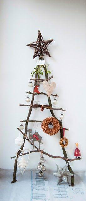 tannenbaum einfach aus sten geschenkideen pinterest weihnachtsbaum weihnachten und baum. Black Bedroom Furniture Sets. Home Design Ideas