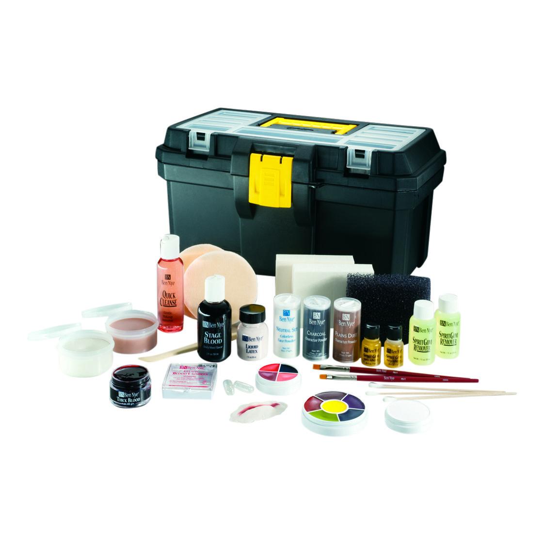 Basic Training Kit by Ben Nye Special makeup, Ben nye