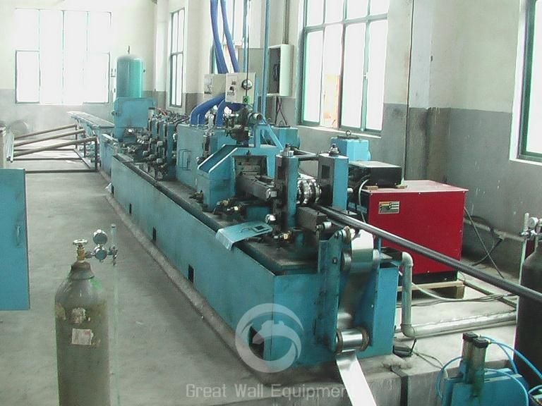 Pin On Pipe Mill Line Tube Mill Line