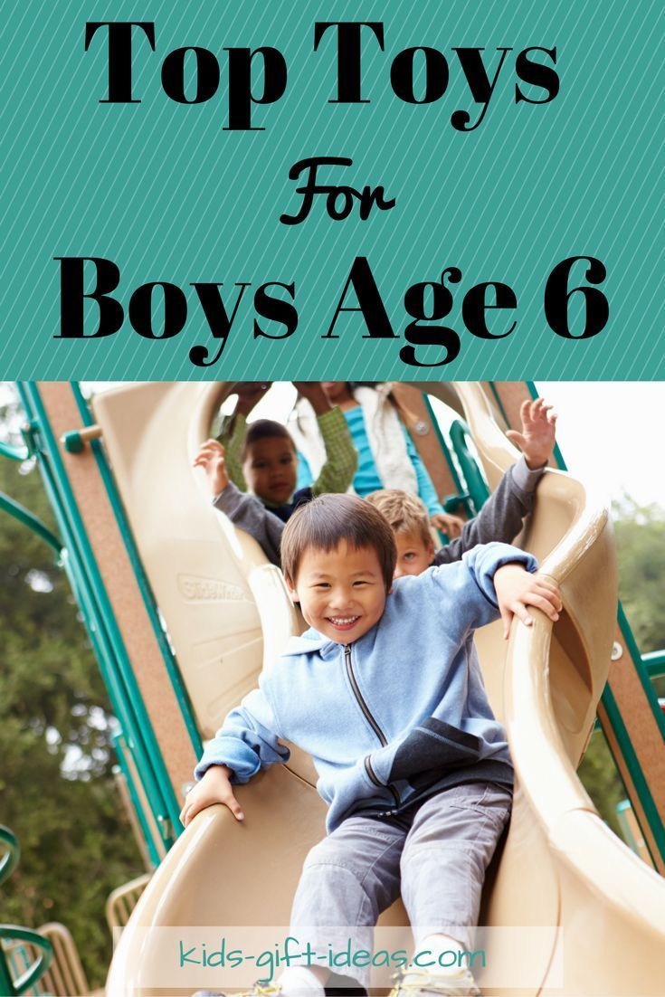 Best Gifts Boys Age 6 Years Old Will Love To Have Best Toys For