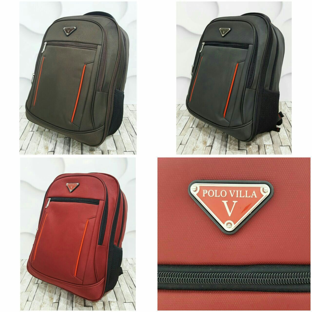 Real Polo Tas Ransel Laptop Waterproof RP Free Bag Cover. Rp 235.000.  Jakarta Pusat 813823ba29f4f