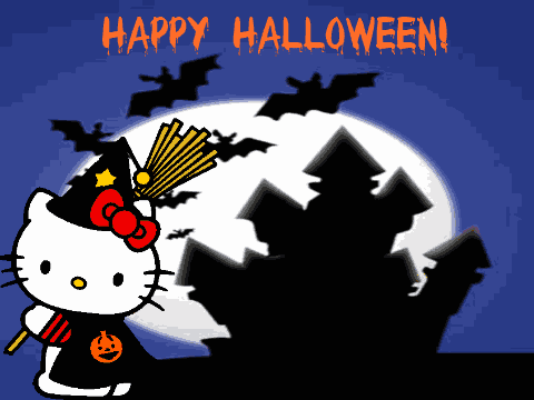 Hello Kitty Halloween Wallpapers Go Back Gallery For Cute